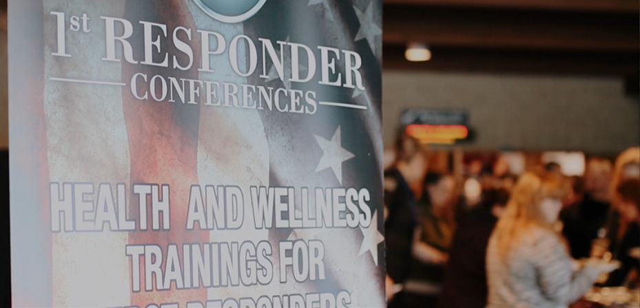 Banner for 1st Responders Conferences
