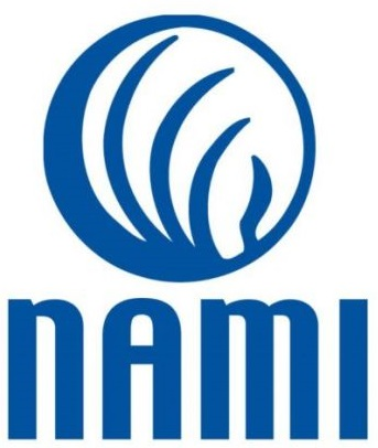 National Alliance on Mental Illness (NAMI) logo
